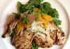 Herb Marinated Chicken Paillard