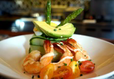 Criollo Restaurant Shrimp Louie