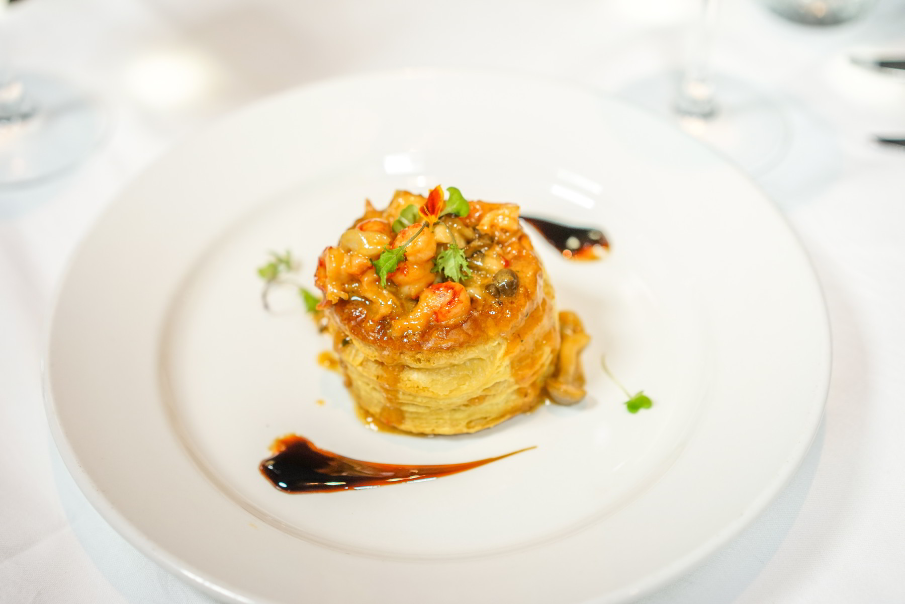 Crawfish Vol Au Vent